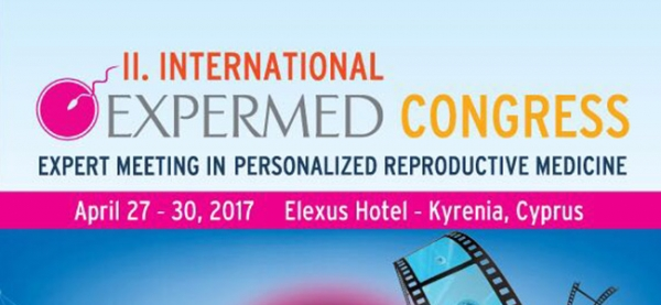 II. International Expermed Congress - April 27-30, 2017 Cyprus